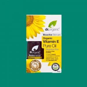 E-vitamin olia er frábær við mjög þurri húð og sérstaklega hentug fyrir að draga úr húðslit og næra þurra húð.