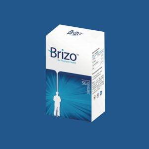 Brizo™ er fæðubótarefni sem er sérhannað fyrir karlmenn sem þjást af einkennum góðkynja stækkunar á blöðruhálskirtli.