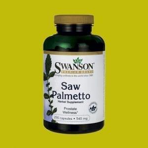 Saw palmetto (Freyspálmi) ermikilvægt bætiefnifyrir karlana