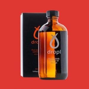 Dropi er hreint íslenskt þorskalýsi. Náttúruleg uppspretta omega3