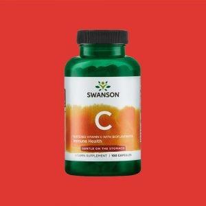 TÖflugt C-Vítamín ríkt af andoxunarefnum.