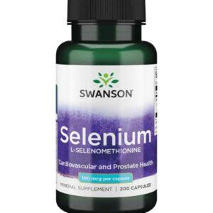 Selen (Selenium) er mikilvægt andoxunarefni sem verndar frumur gegn skemmdum af völdum sindurefna.