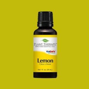 Lemon er frískandi