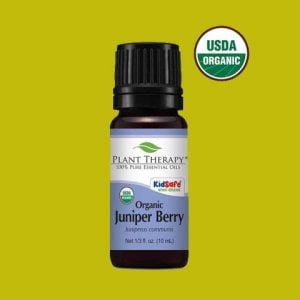 Juniper Berry er vel þekkt fyrir róandi áhrif á taugaþrýsting.