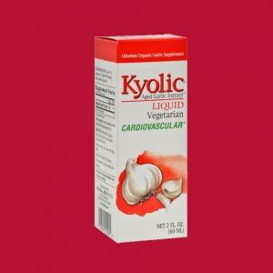 """Kyolic Aged Garlic Extract ™"""" Hinn eini sanni"""" 100% hreinn lífrænan hvítlaukur †"""