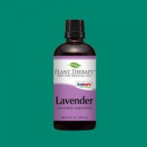 Lavender er þekkt fyrir sína jákvæðu eiginleika